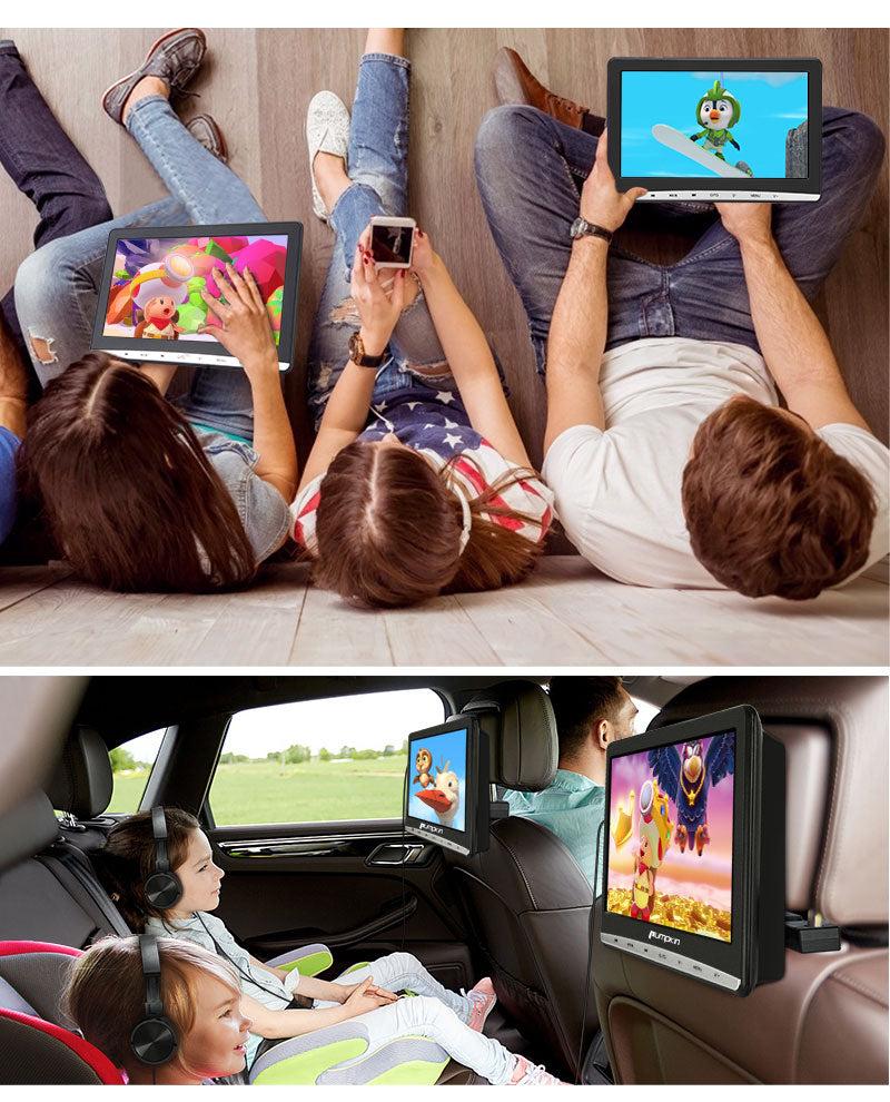 auto dvd player für kopfstütze