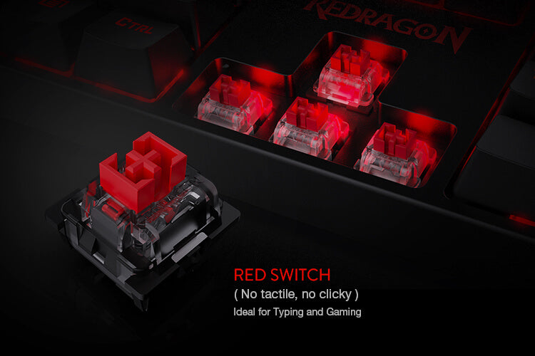 Redragon K582 gaming keyboard (Open-box)
