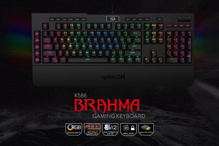 brahma k586