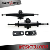 Dual belt driven electric skateboard truck MTSKT310DB for DIY electric longboard