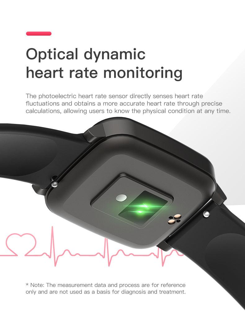 heart rate smart watch