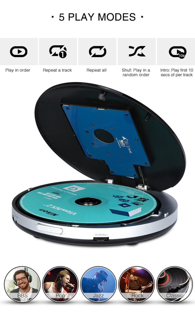 small cd player