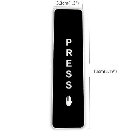 Wireless Push Button For DSW120 Swing Door Opener