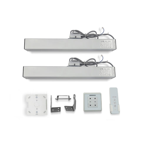 2-channels controller automatic window opener