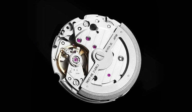 Miyota 8215 automatic movement