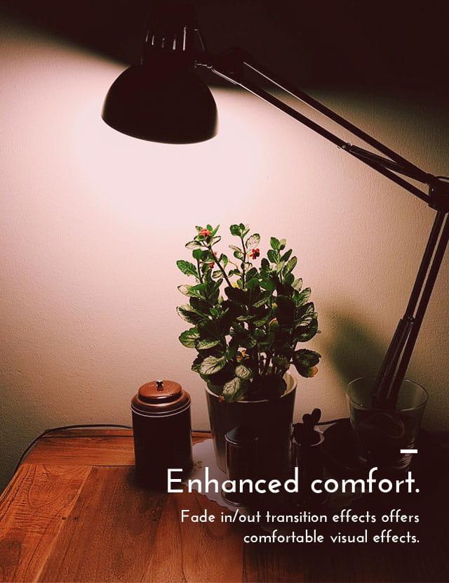 smart-light-bulb-enhanced-comfort