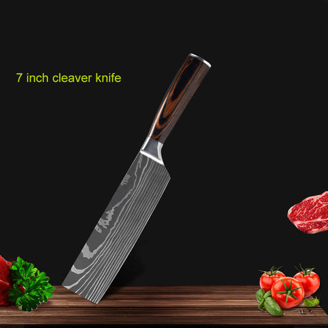 kitchen knife set