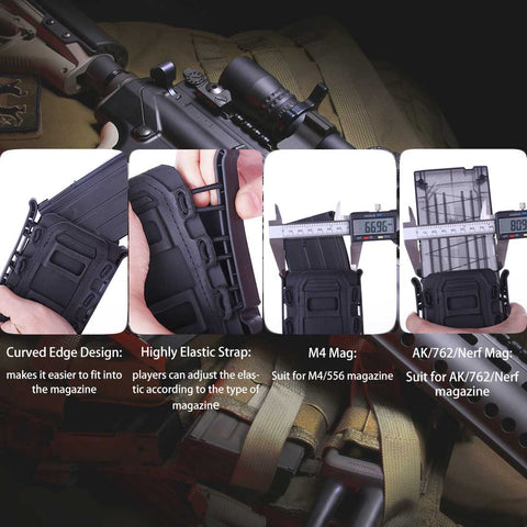 WST Scorpion Mag Pouch Fast Mag for 5.56 / 7.62 Mag