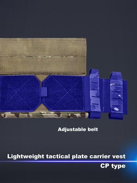 UTA Universal Armoured Lightweight Modular Tactical Plate carrier - MC Camo Limited Edition