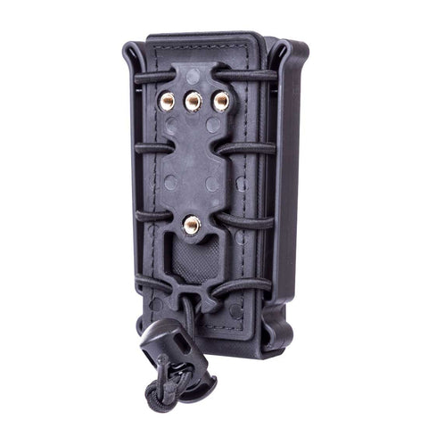 WST Flexible TPR Scorpion Mag Pouch Fast Mag for 9mm Luger/.45 ACP Mag