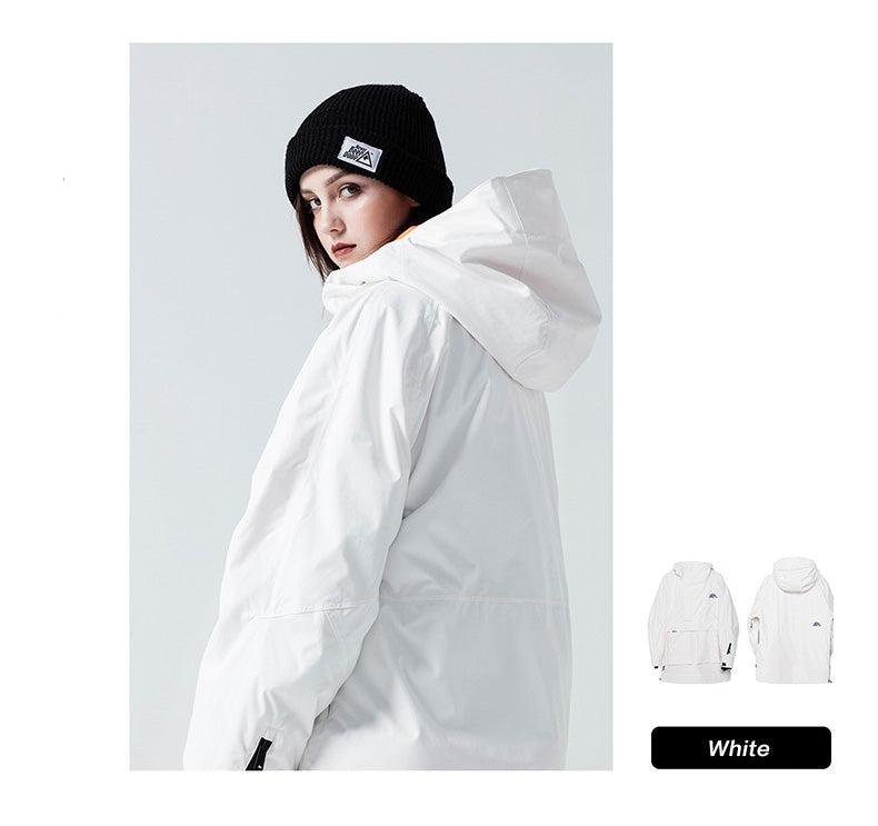 Nobaday Independent Anorak Snowboard Jacket - Snowverb
