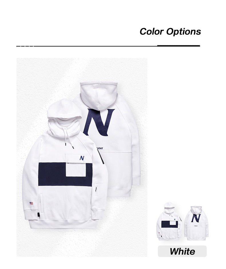 Nobaday N X-Summer Mountain Snow Hoodie