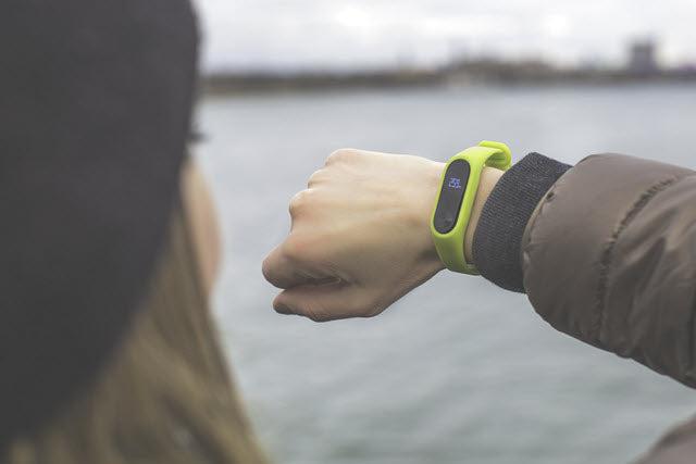 heart wrist monitor