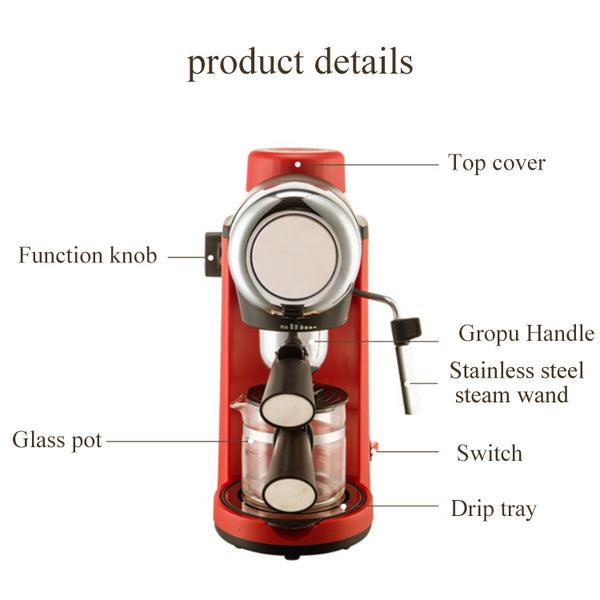 iTOP Coffee Machine espresso coffee machine maker for home