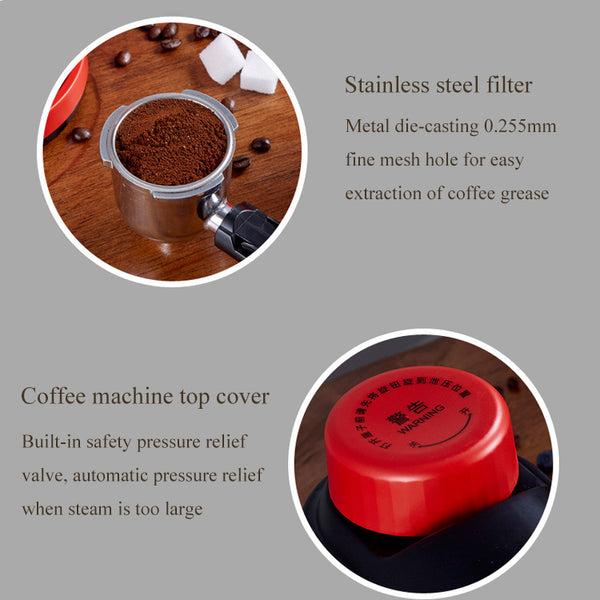 Espresso coffee machine maker iTOP 2005 coffee machine for home