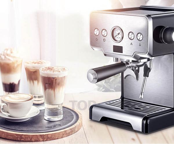 iTOP semi-automatic espresso machine for home -- iTOP Coffee