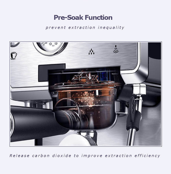iTOP 3605 coffee machine for home brewing head -- ITOP Coffee