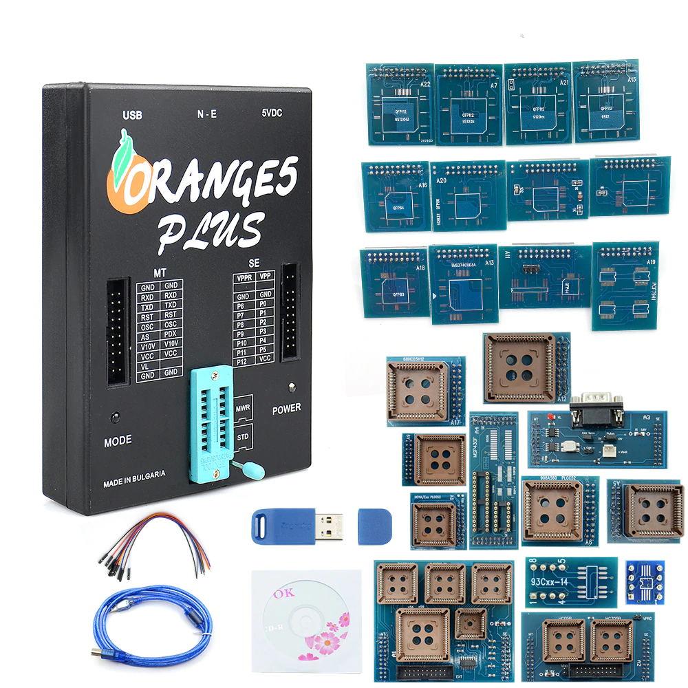 2020 OEM Orange5 Plus V1.35 Programmer package list - VXDAS