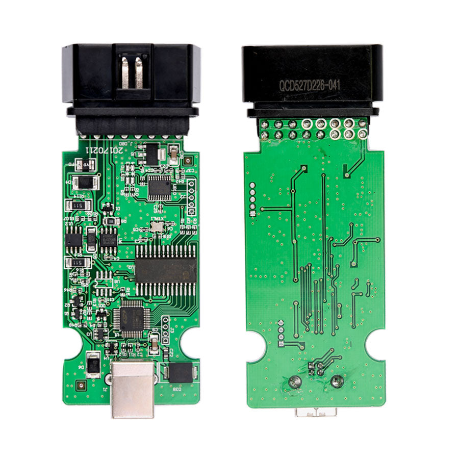 MPPS V18 firmware main board PCB with NXP chip display: