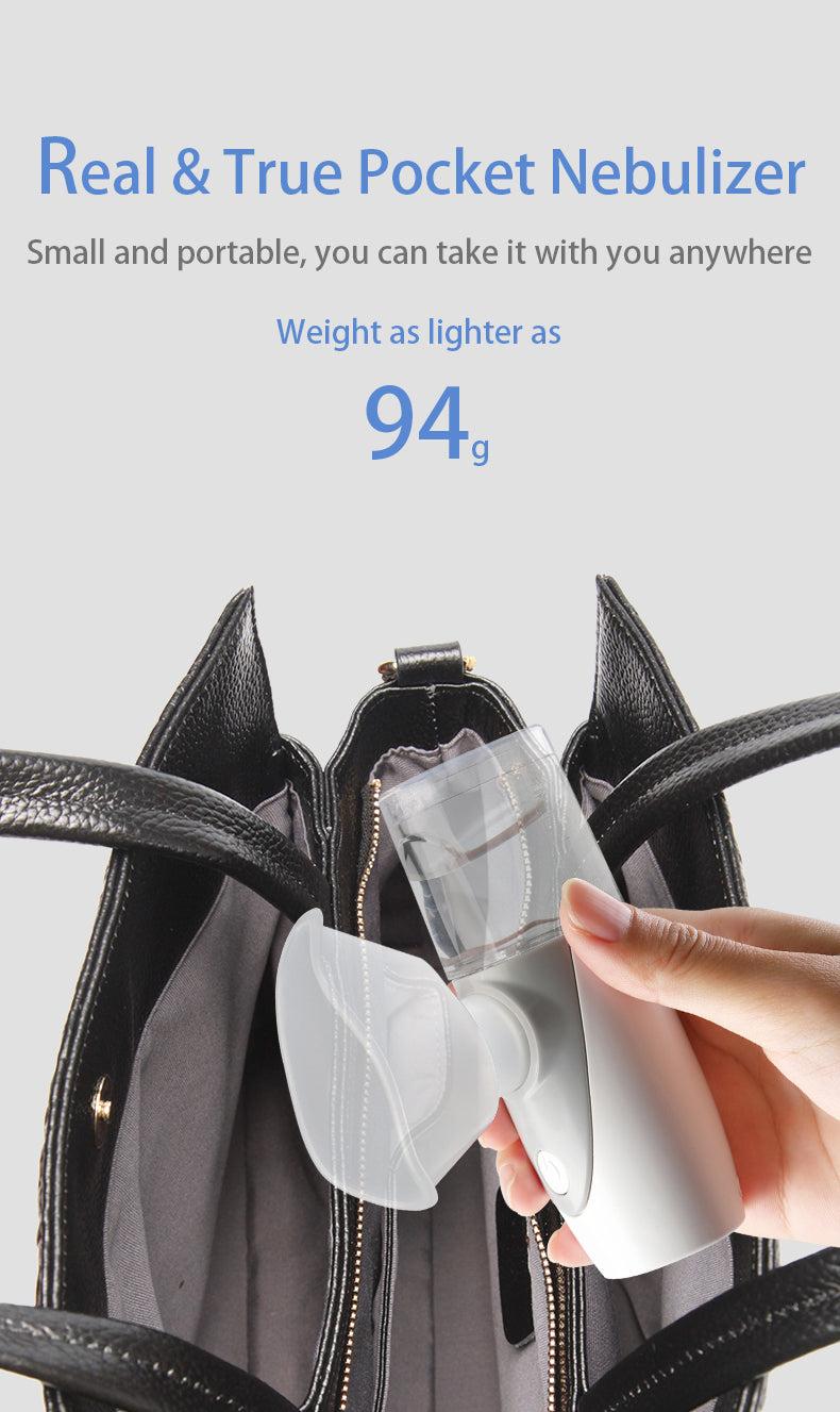 Portable Ultrasonic Msh Nebulizer