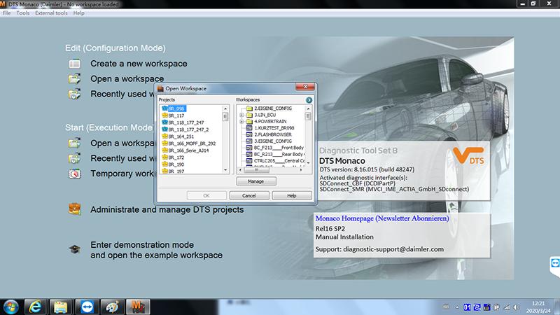 ECOM Doip Diagnosis and Programming Kit