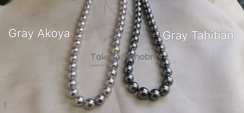 parents anniversary gift pearl necklace