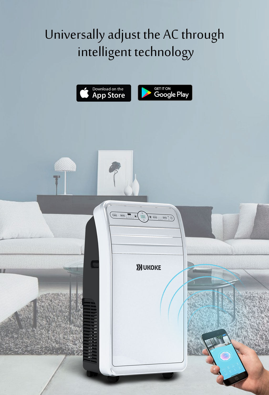 portable ac work with alexa
