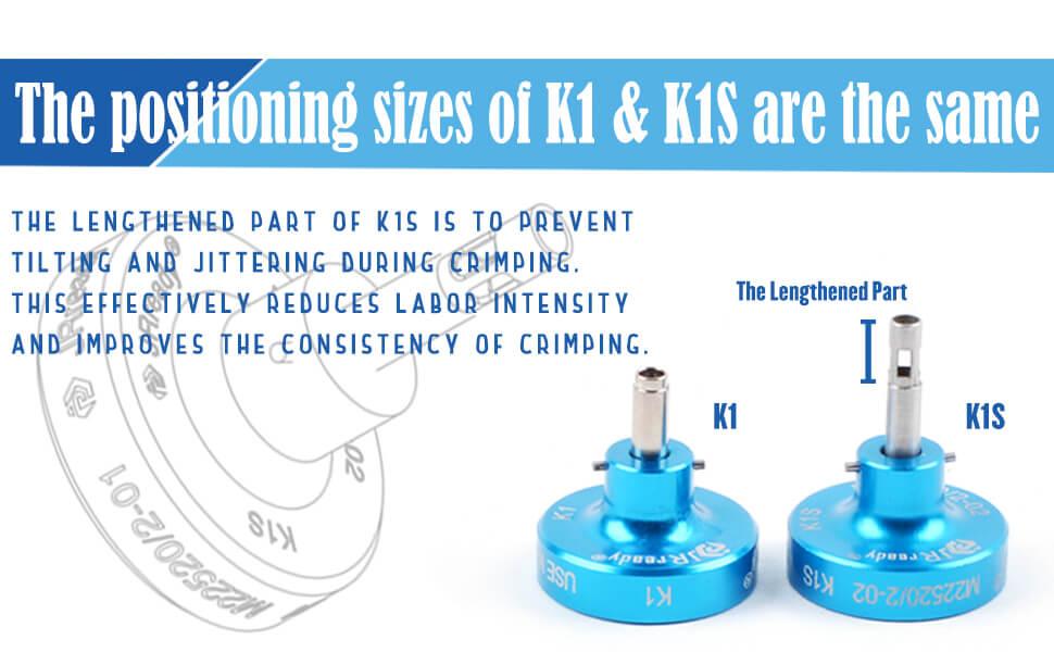 K1 positioner