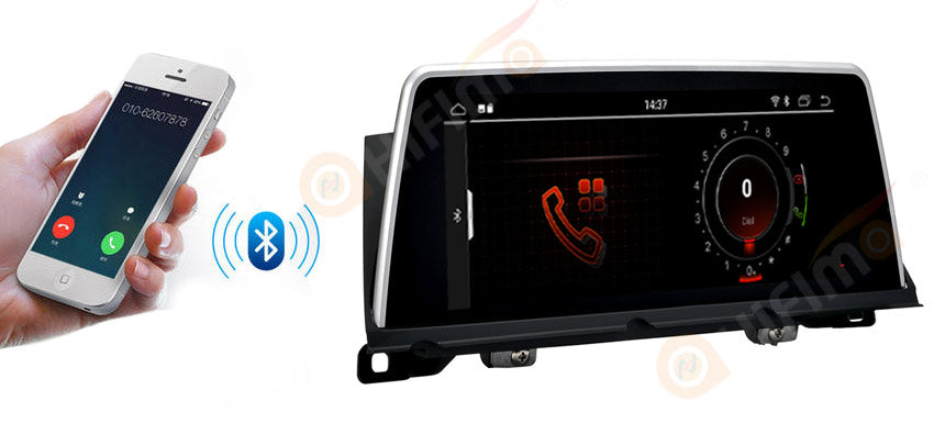 android bmw f01 f02 navigation screen support bluetooth & a2dp