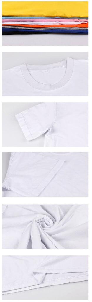 BLACKPINK JENNIE Same Letter Printed T-shirt