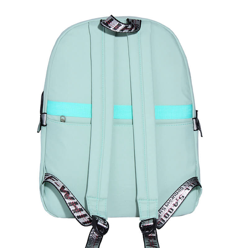 BLACKPINK New Student Charging Canvas Backpack