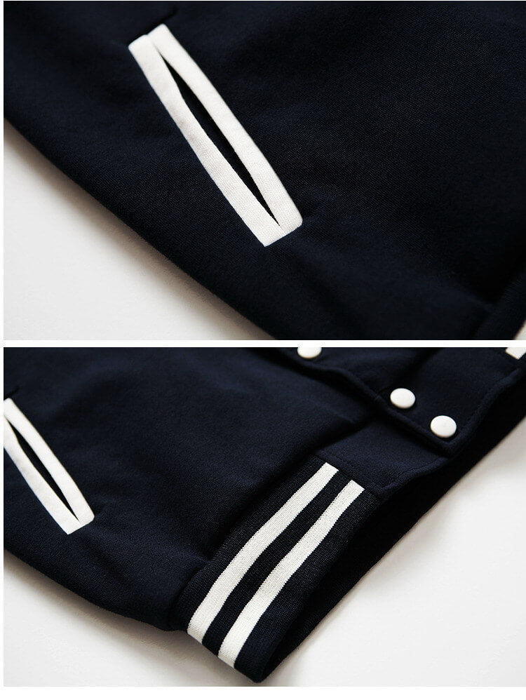 BLACKPINK Printed Loose Casual Cotton Jacket