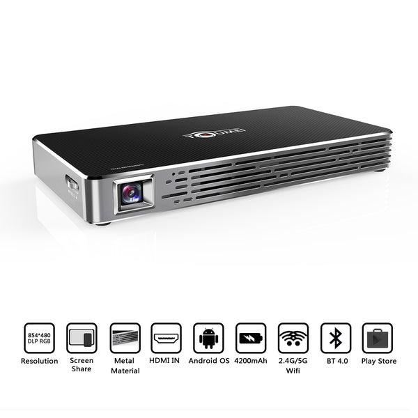 Toumei C800S mini Projector