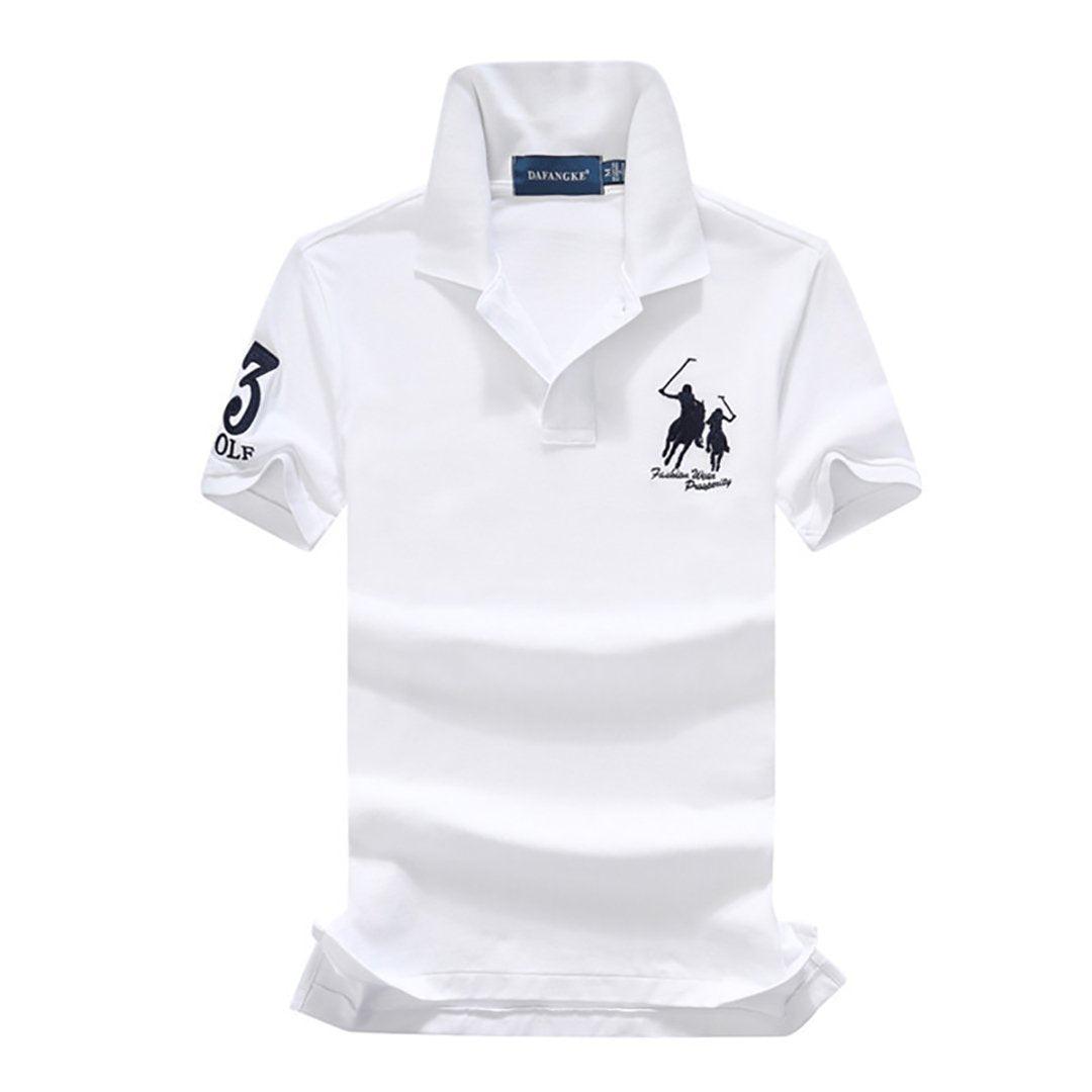 Polo Men's Short-Sleeve Polo Shirts