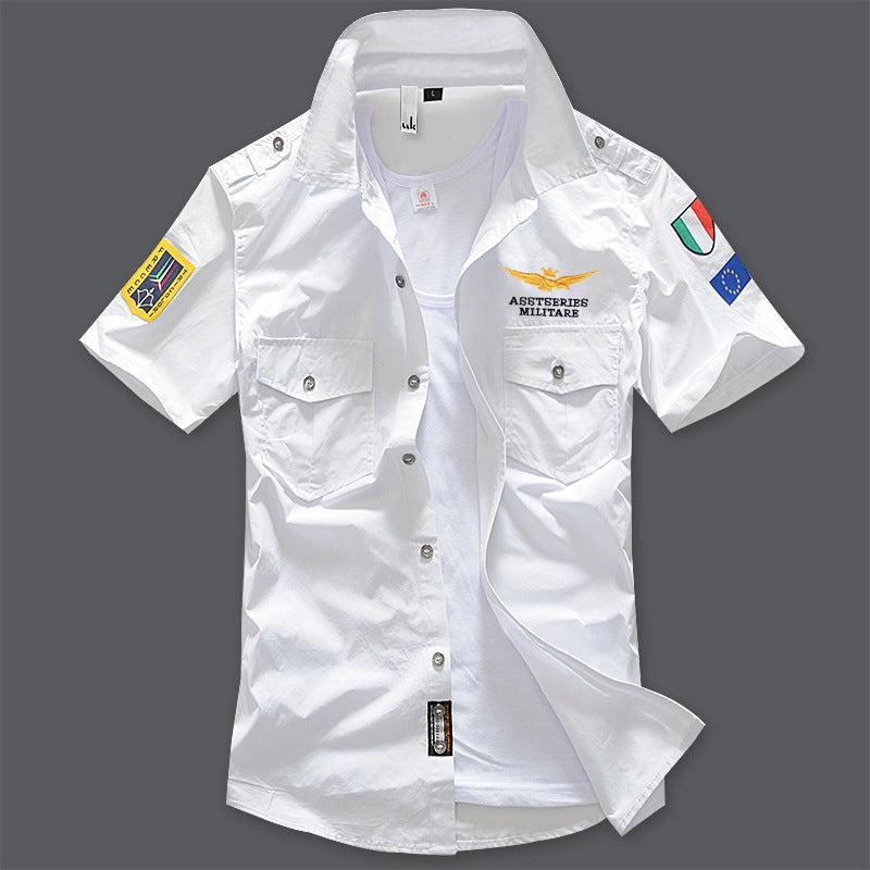 A-M Men's Polo Shirt