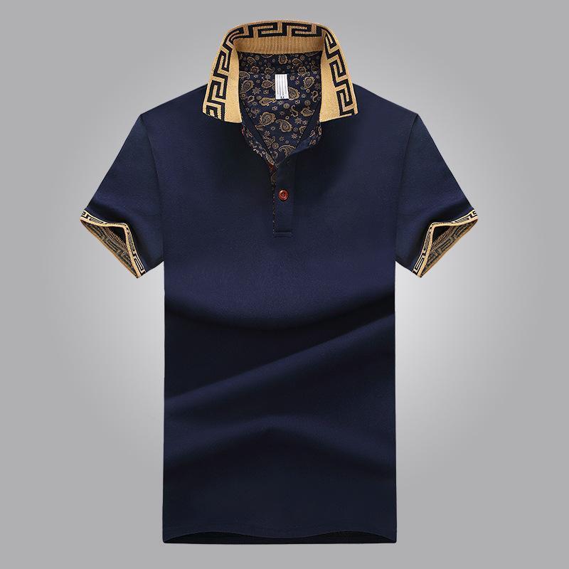 Peaks Short-Sleeve Polo Shirt