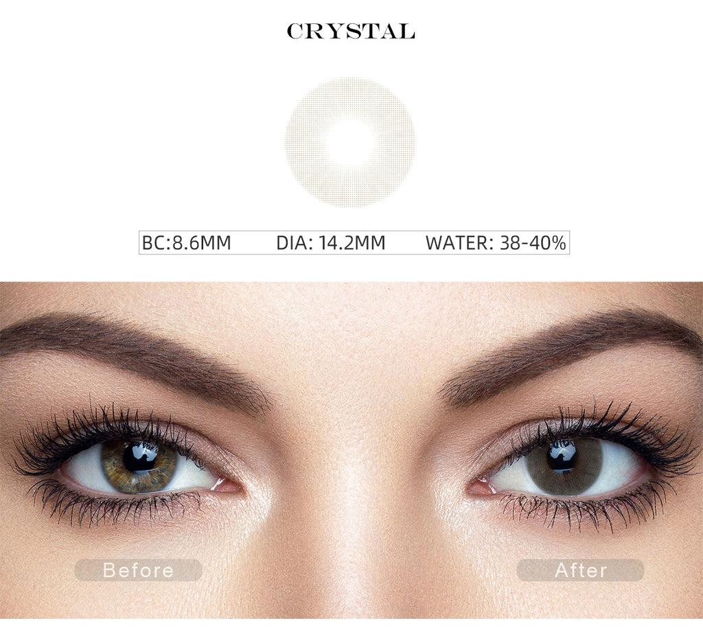 Hidrocor II Crystal Gray