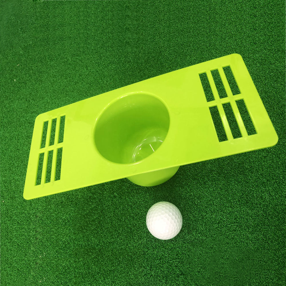Golf Practice Hole Golf Putting Cup-005