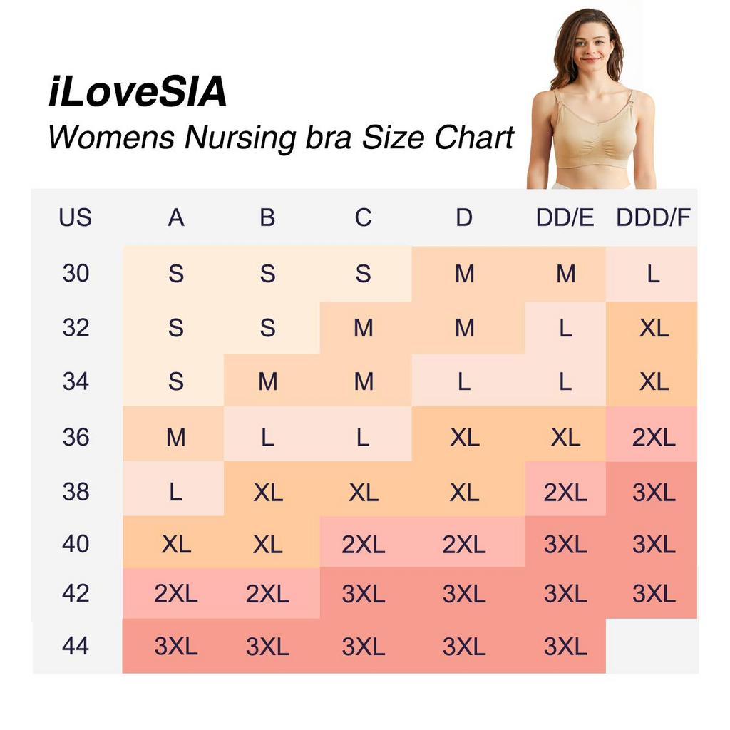 iLoveSIA nursing bra