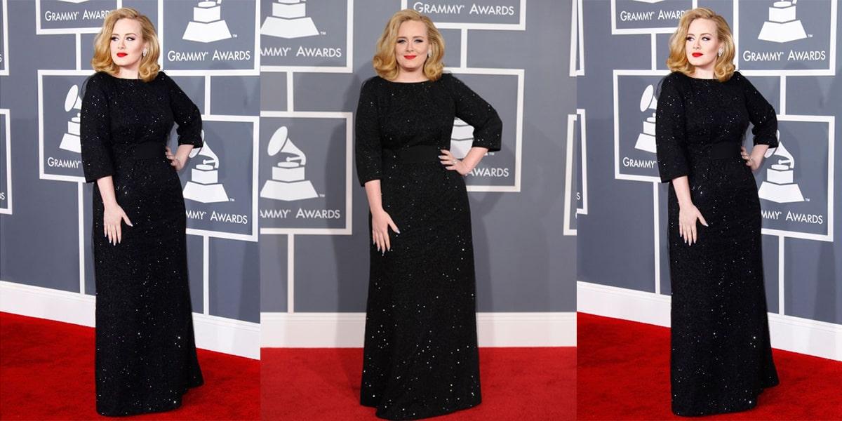 Adele Plus Dress