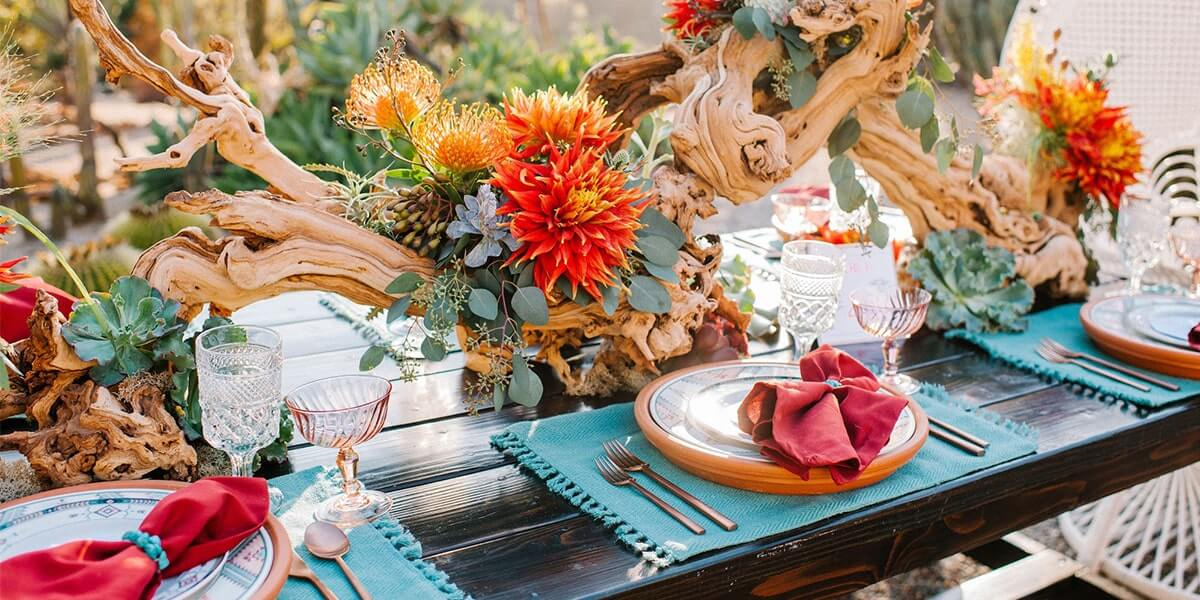 Autumn Wedding Decoration
