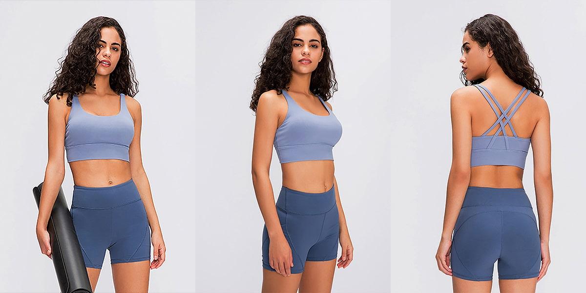 Women's Yoga Sports Underwear