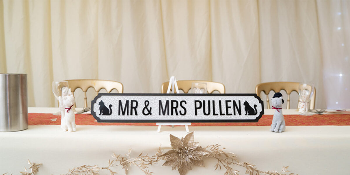 Mr and Mrs Pullen