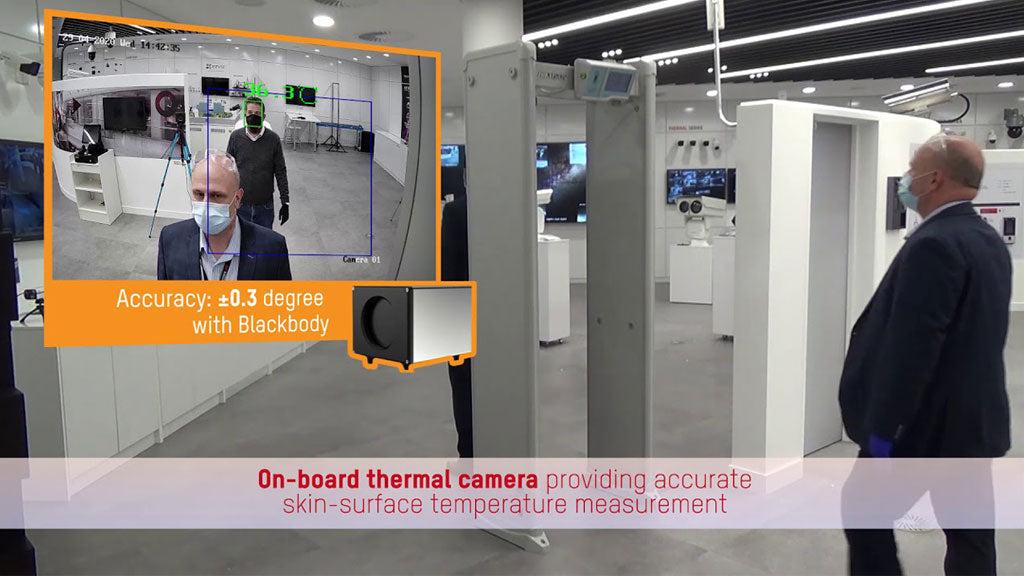 HiKVISON Temperature screening series