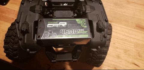 Ovonic 2S 4600mAh Shorty LiPo Battery