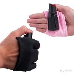 pepper spray keychain - cakra edc gadgets