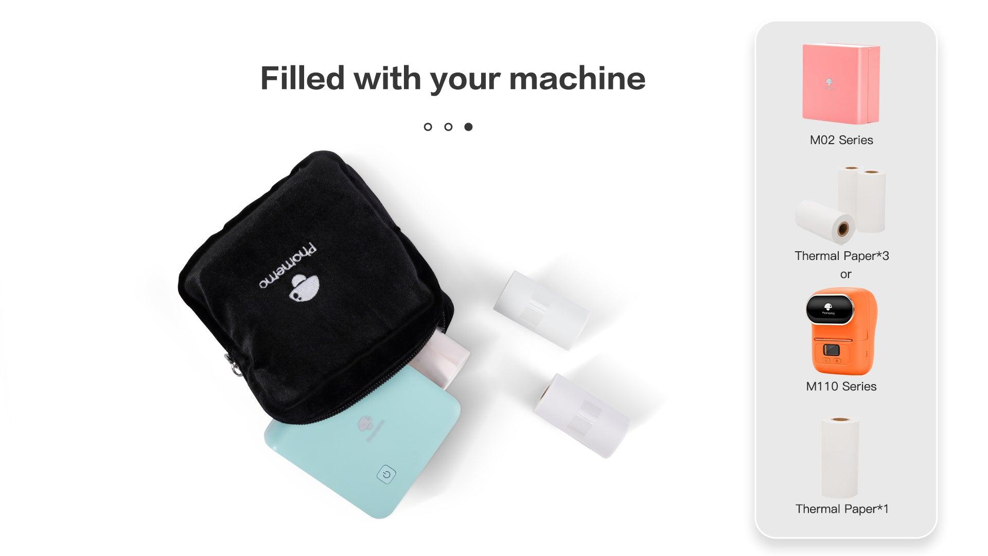 Phomemo Storage Bag