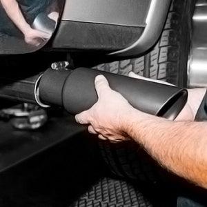 exhaust tip