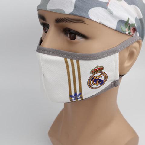personalized washable face mask