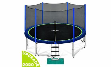 zupapa saffun 15ft trampoline warranty